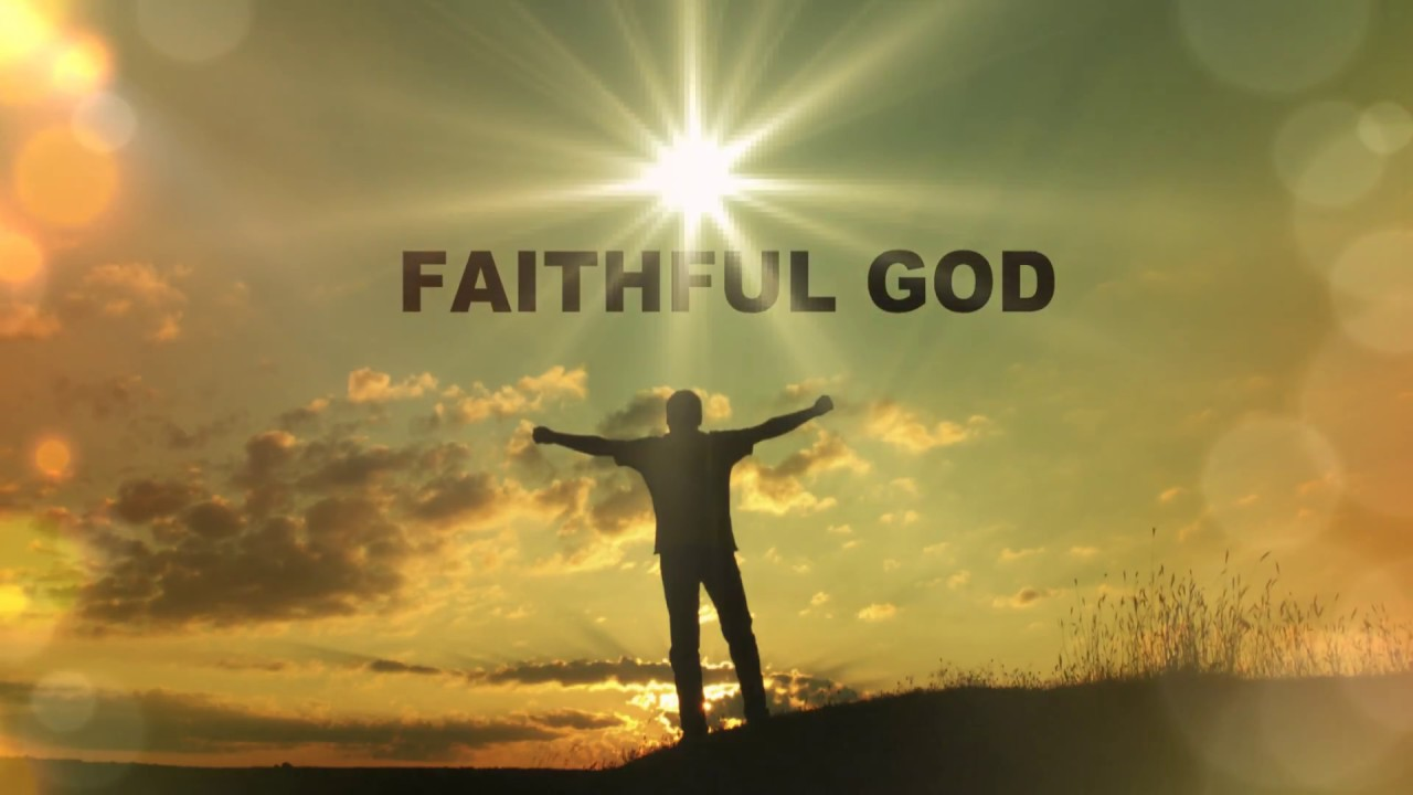 You are currently viewing God is faithful to lead you to your Promise Land