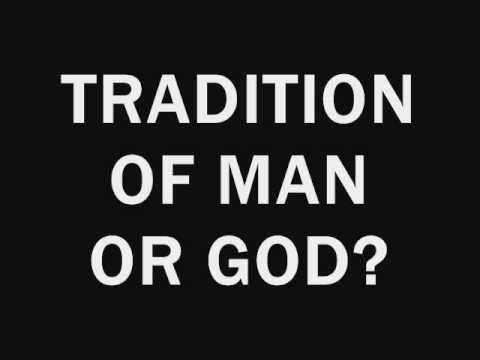 """Two Types of Churches: The Church of Christ vs The Church of Men!"""""""