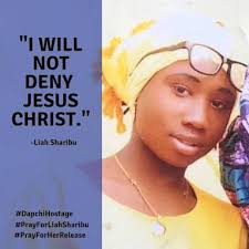 Read more about the article To Follow or Deny Christ!? The Liya/Leah Sharibu Case!