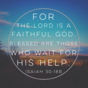 Read more about the article God is Too Faithful To Fail You!