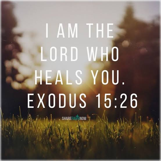 Read more about the article Healing Scriptures in Photos.