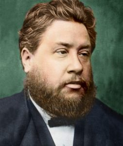 """Read more about the article C.H. Spurgeon Sermon: """"Be of Good Cheer"""""""