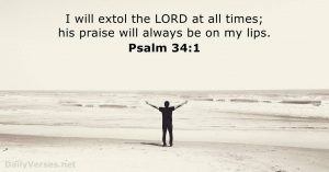 Read more about the article Psalm 34: A Song of Thanksgiving